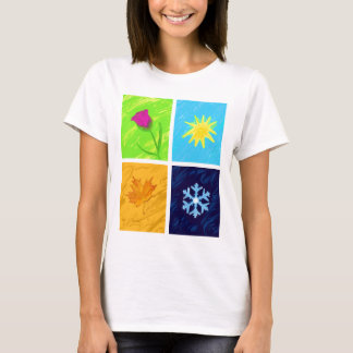 Four seasons shirt