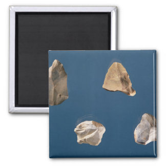 Four tools, 35000-10000 BC Magnet