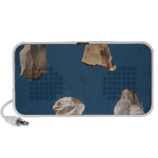 Four tools 35000-10000 BC Mp3 Speakers