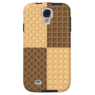 Four Wafers Galaxy S4 Case