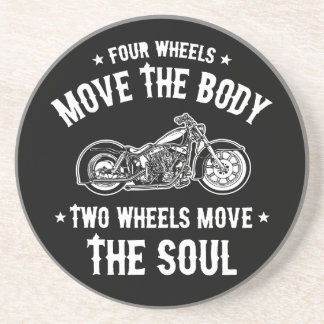 Four Wheels 1016 Beverage Coasters