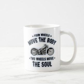 Four Wheels 1016 Coffee Mug