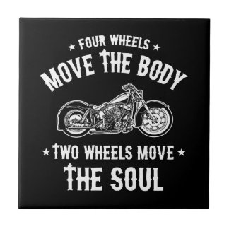 Four Wheels 1016 Small Square Tile