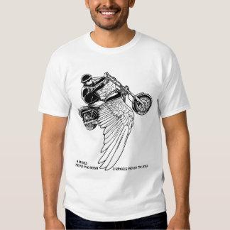 Four Wheels II Tee Shirts