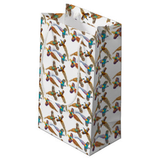 Four Wild Pheasants Gift Bag