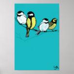 fourcalling-birds poster