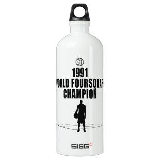 Foursquare Champion SIGG Traveller 1.0L Water Bottle