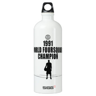 Foursquare Champion SIGG Traveler 1.0L Water Bottle