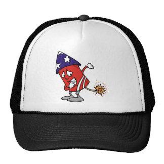 Fourth Firework Hat