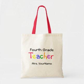 Fourth Grade Teacher Bag