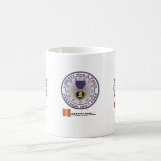 Fourth Infantry Regiment Remembers Basic White Mug