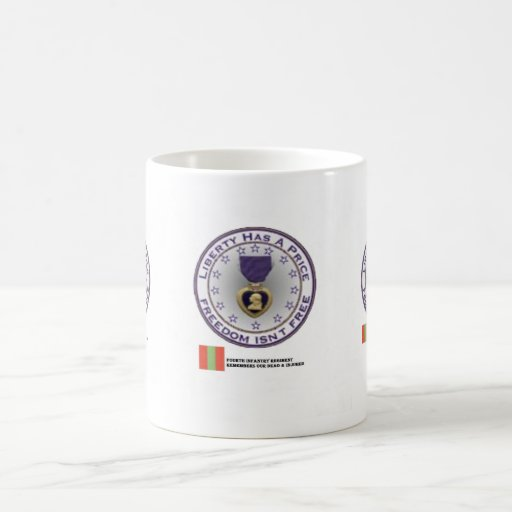 Fourth Infantry Regiment Remembers Mugs