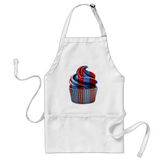 Fourth of July Standard Apron