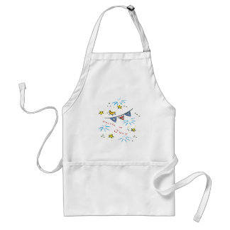 Fourth Of July Aprons