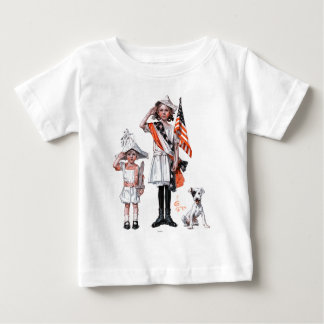 Fourth of July Baby T-Shirt