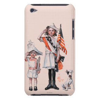 Fourth of July Case-Mate iPod Touch Case
