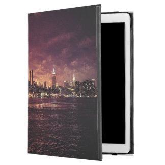 "Fourth of July Fireworks behind Manhattan iPad Pro 12.9"" Case"
