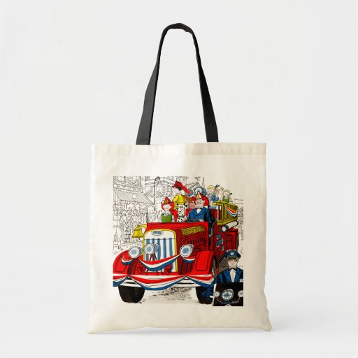 Fourth of July Parade Bags