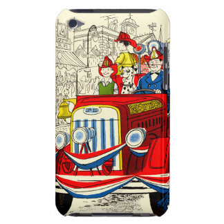 Fourth of July Parade Barely There iPod Case