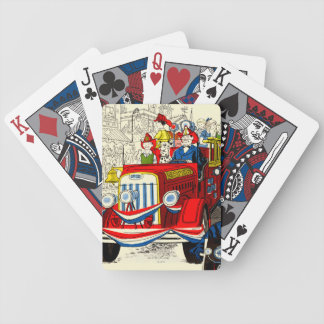 Fourth of July Parade Poker Deck