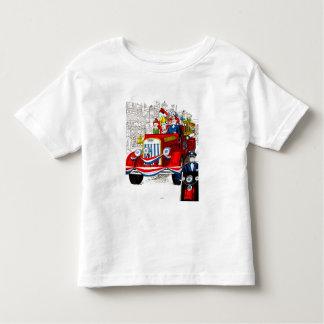 Fourth of July Parade Toddler T-Shirt