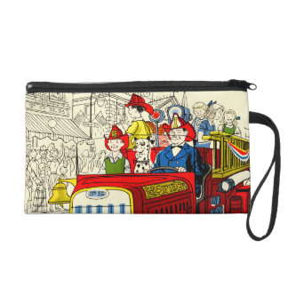 Fourth of July Parade Wristlet