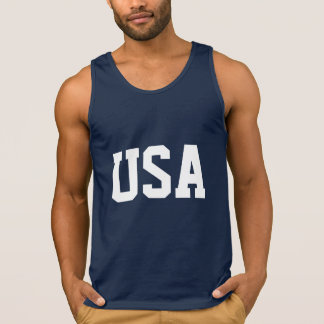 Fourth of July tank top | USA apparel