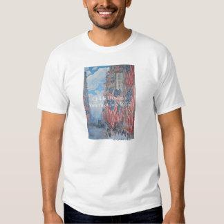 Fourth of July through Art Shirts