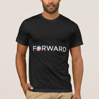 Foward - Support Obama! T-Shirt