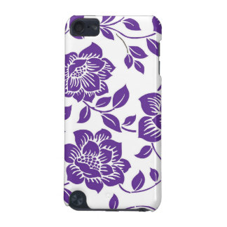 Fowers IPod Touch Case Monogram Fuchsia PURPLE