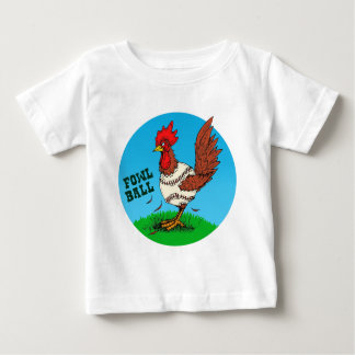 Fowl Ball Baby T-Shirt