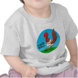 Fowl Ball Tee Shirts