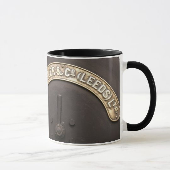 fowler and co traction engine co, coffee/tea mug