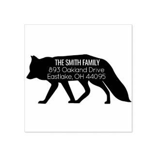 Fox Address Stamp
