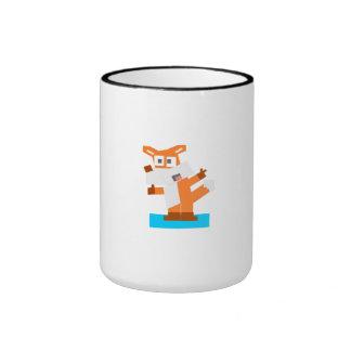 Fox Avatar Coffee Mugs