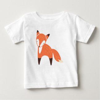 Fox Baby Fine Jersey T-Shirt