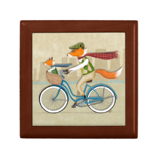 Fox Bike Gift Box