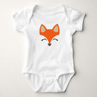 Fox Bodysuit for Baby