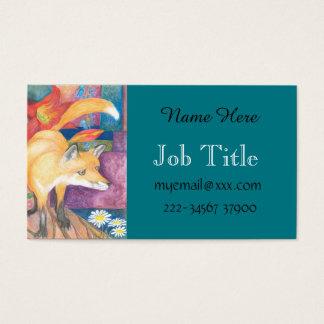 fox business card