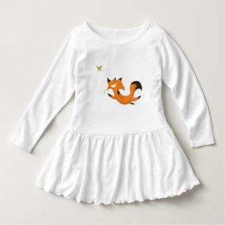 Fox butterfly dress