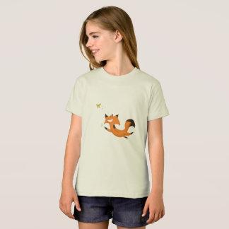 Fox butterfly T-Shirt