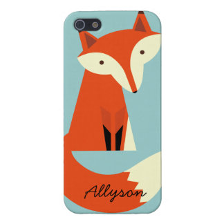 Fox Case For iPhone 5/5S