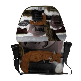 Fox Cimitiere Bag Commuter Bags