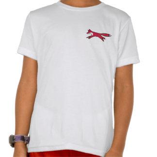 Fox Class T-Shirt, White, Boys T-shirts