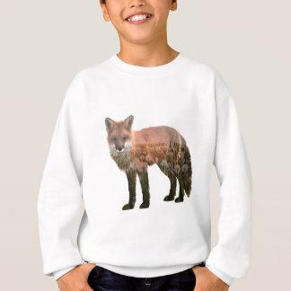 Fox Double Exposure Sweatshirt