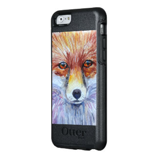 fox eyes phone case