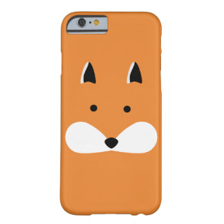 FOX FACE IPHONE 6/6S CASE
