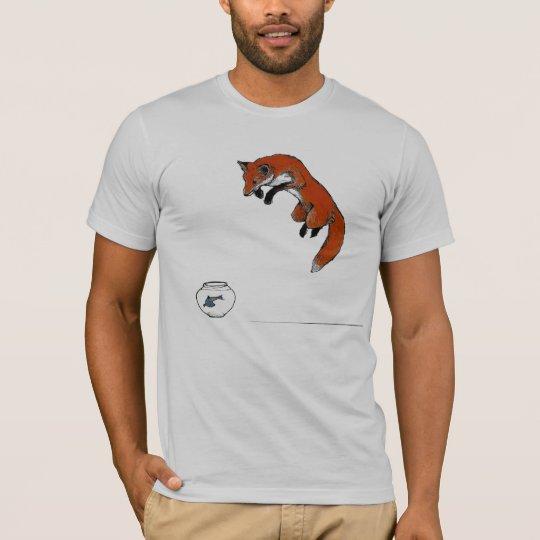 Fox Fishing T-Shirt