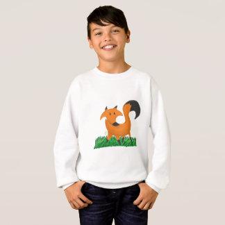 Fox garden sweatshirt