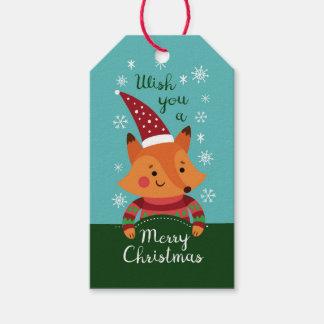 Fox Gift Tags